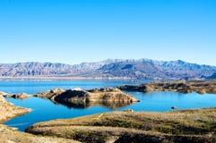 Jeziornego Dwójniaka Krajowy Rekreacyjny Teren zdjęcie stock