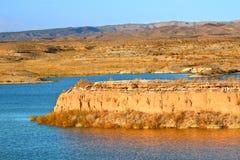 Jeziornego dwójniaka Krajowy Rekreacyjny teren Zdjęcia Stock