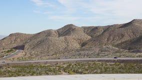 Jeziornego dwójniaka Krajowy Rekreacyjny teren w Nevada Zdjęcie Stock