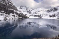 Jeziornego McArthur Yoho parka narodowego Kanadyjskie Skaliste góry zdjęcie royalty free