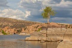 jeziorny Arizona prescott Watson Zdjęcia Stock