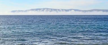 Jeziorny Baikal, Syberia, Rosja Zdjęcia Royalty Free
