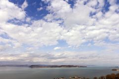 Jeziorny Balaton Zdjęcia Royalty Free