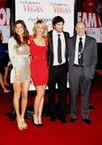 Jeziorny Bell, Cameron Diaz, Ashton Kutcher i Rob Corddry, Fotografia Stock