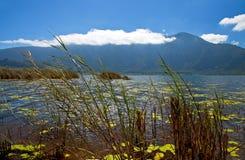 Jeziorny Beratan w Bedugul, Bali - 009 Obraz Royalty Free