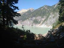 Jeziorny blanca stan washington fotografia stock