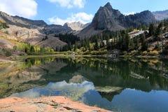 Jeziorny Blanche w Utah zdjęcia stock