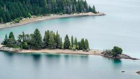 Jeziorny brzeg Fotografia Stock
