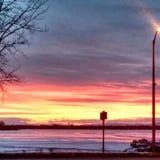 Jeziorny Champlain Zdjęcia Royalty Free
