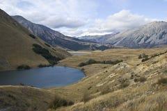 Jeziorny Coleridge Wysoki kraj Obraz Royalty Free