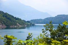 Jeziorny Como Obraz Royalty Free