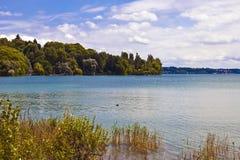 Jeziorny Constance Zdjęcia Stock