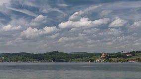 Jeziorny Constance lata czasu upływ zdjęcie wideo