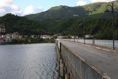 Jeziorny Del Salto Obrazy Stock