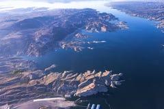 Jeziorny dwójniak, Colorado uroczysty jar, Arizona, usa obraz royalty free