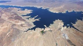Jeziorny dwójniak, Colorado uroczysty jar, Arizona, usa Fotografia Stock