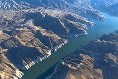 Jeziorny dwójniak, Colorado uroczysty jar, Arizona, usa zdjęcia stock