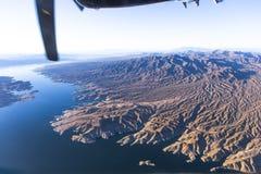 Jeziorny dwójniak, Colorado uroczysty jar, Arizona, usa Obrazy Stock