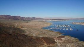 Jeziorny dwójniak w Nevada Obrazy Royalty Free