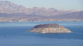 Jeziorny dwójniak w Nevada Zdjęcia Stock