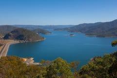 Jeziorny Eildon, Wiktoria, Australia Fotografia Stock