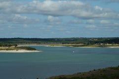 Jeziorny Georgetown Teksas zdjęcia stock