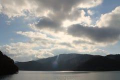 Jeziorny Hakone zdjęcie royalty free