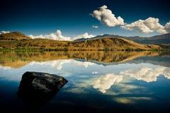 jeziorny halny lato Zdjęcie Royalty Free