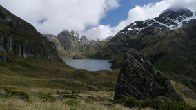 Jeziorny Harris nowy Zealand zdjęcie wideo
