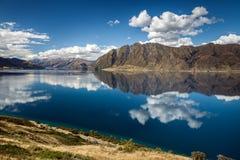 Jeziorny Hawea obrazy stock
