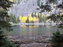 Jeziorny Kathleen, Beartooths, Montana Obraz Royalty Free