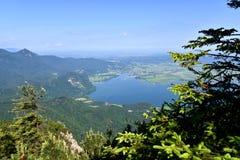 Jeziorny Kochel zdjęcie royalty free
