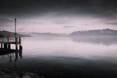 Jeziorny Le Magistrala obrazy stock