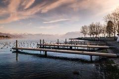 Jeziorny Le Magistrala fotografia stock