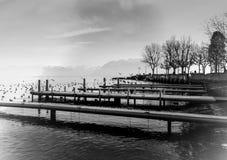 Jeziorny Le Magistrala zdjęcie stock