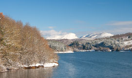 jeziorny Legutiano Obrazy Stock