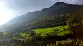 Jeziorny Lucerene Zdjęcie Stock