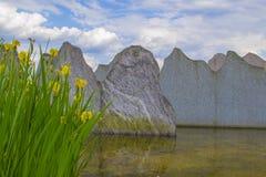 Jeziorny Maggiore (Włochy) fotografia stock