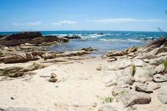 jeziorny Malawi Obraz Royalty Free