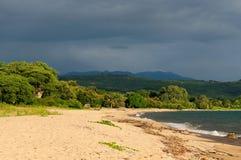 Jeziorny Malawi, Tanzania (Nyasa) Obrazy Stock