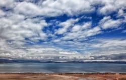 Jeziorny Manasarovar Obraz Stock