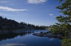 Jeziorny Mary Zdjęcia Stock