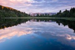 jeziorny matheson Obraz Stock