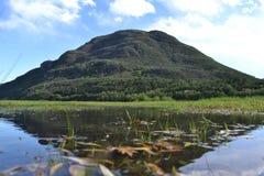 Jeziorny Mergozzo (Włochy) zdjęcia stock