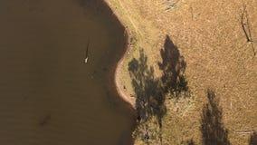 Jeziorny Moogerah w Queensland Obrazy Royalty Free