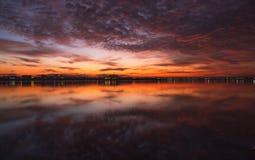Jeziorny Morii Fotografia Stock