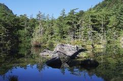 jeziorny myojin Zdjęcie Stock