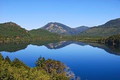 jeziorny odbicie Obraz Stock