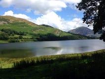 Jeziorny okręg Zdjęcie Royalty Free