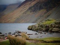 Jeziorny okręg Zdjęcia Royalty Free